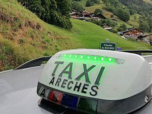Taxi Areches Beaufort